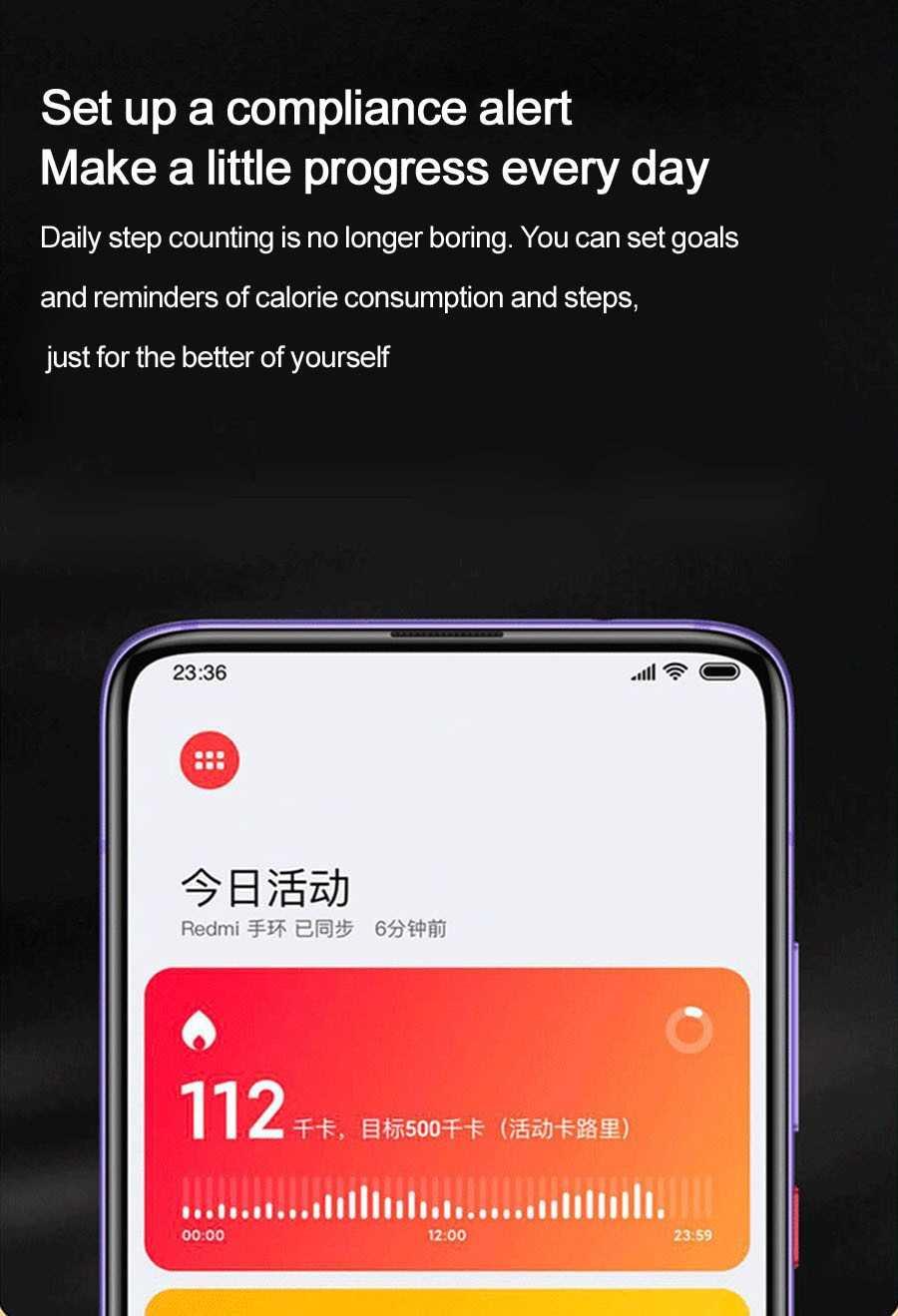 Xiaomi Redmi Band Smart Heart Rate Fitness Sport Tracker Bluetooth 5.0