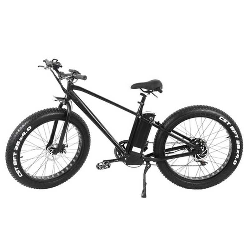 Gw26 Cmacewheel Folding Electric Moped Bicycle Black 906715 . W500 副本
