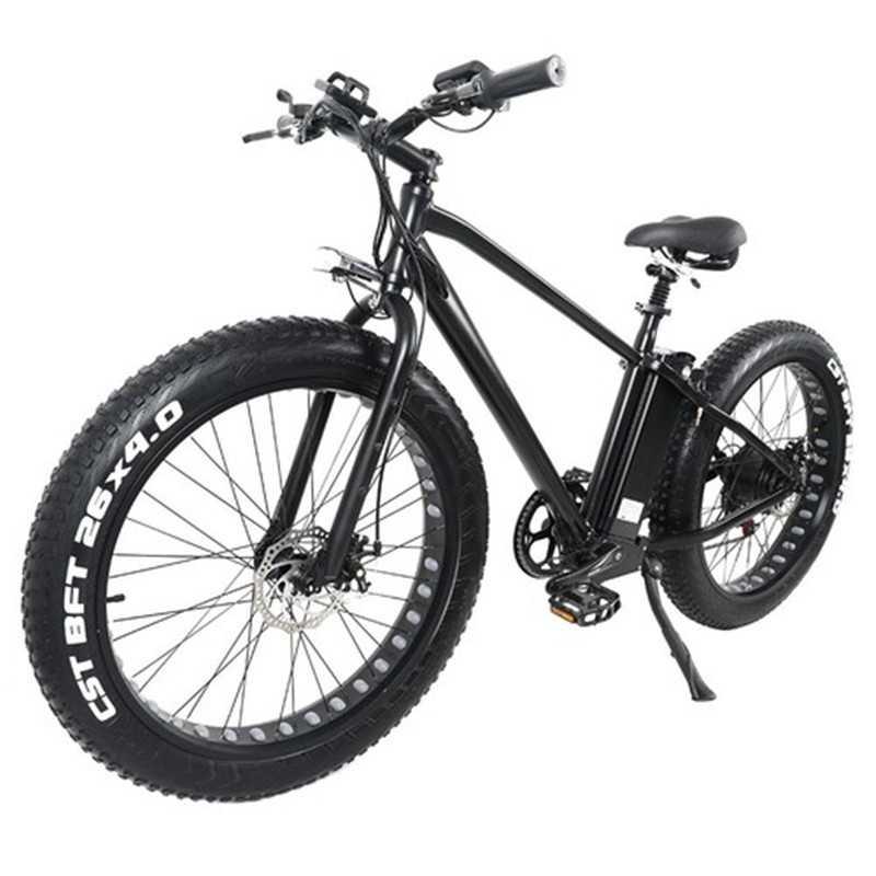 Gw26 Cmacewheel Folding Electric Moped Bicycle Black 906716 . W500 副本