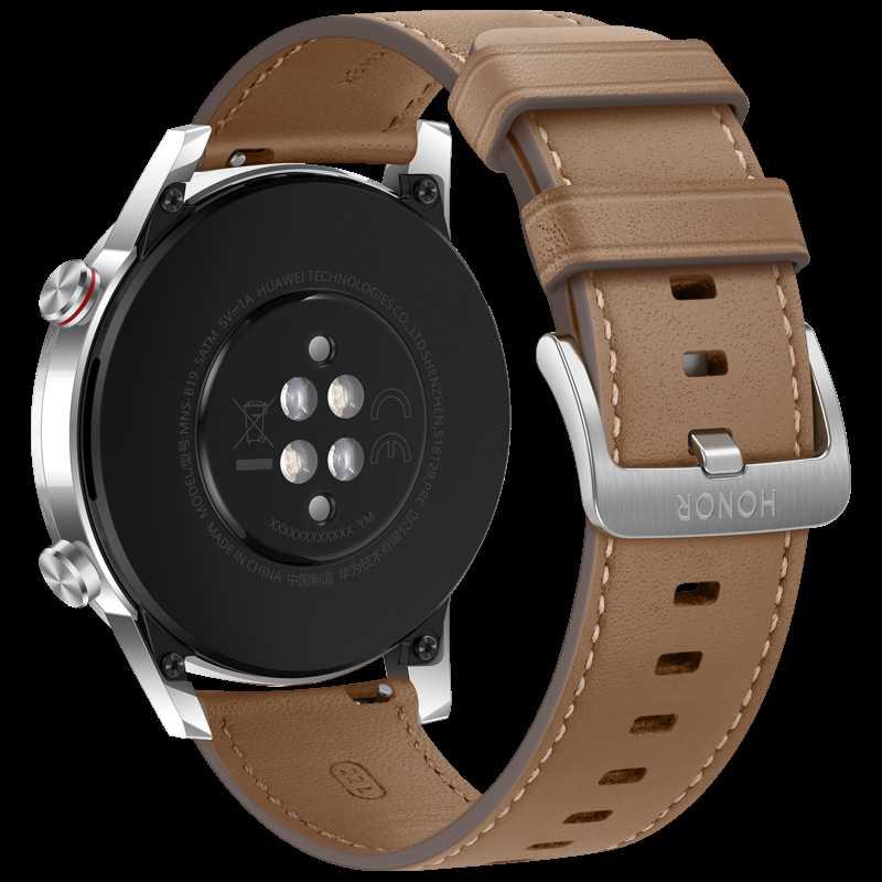 Original Huawei Honor Magicwatch 2 Outdoor Smart Watch Sleek Slim Long Battery Life Gps Scientific Coach