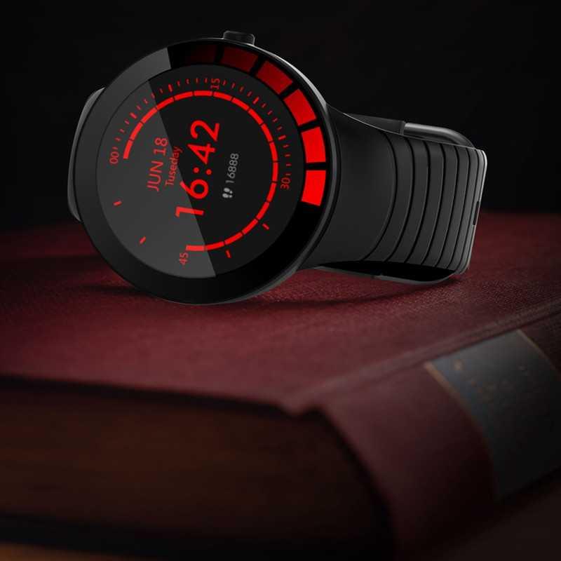 Geekbuying Makibes E3 Smart Watch Black 851628