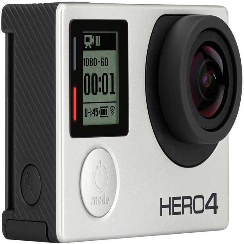 GoPro Hero4 Waterproof Digital Action Camera