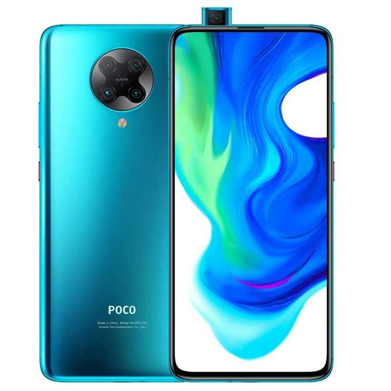 Global Version Poco F2 Pro 5g Snapdragon 865 8gb 256gb Neon Blue 906331
