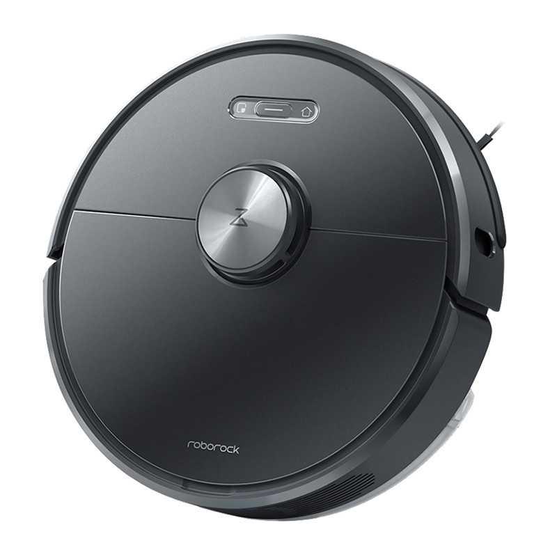 Roborock T6 Robotic Vacuum Cleaner Black 1571980353655