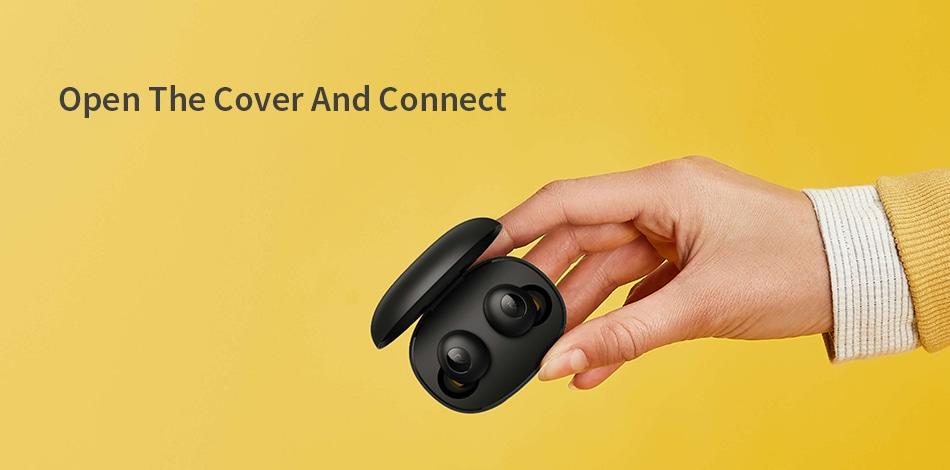 Realme Buds Q TWS Bluetooth 5.0 Ture Wireless Earphones Wholesale