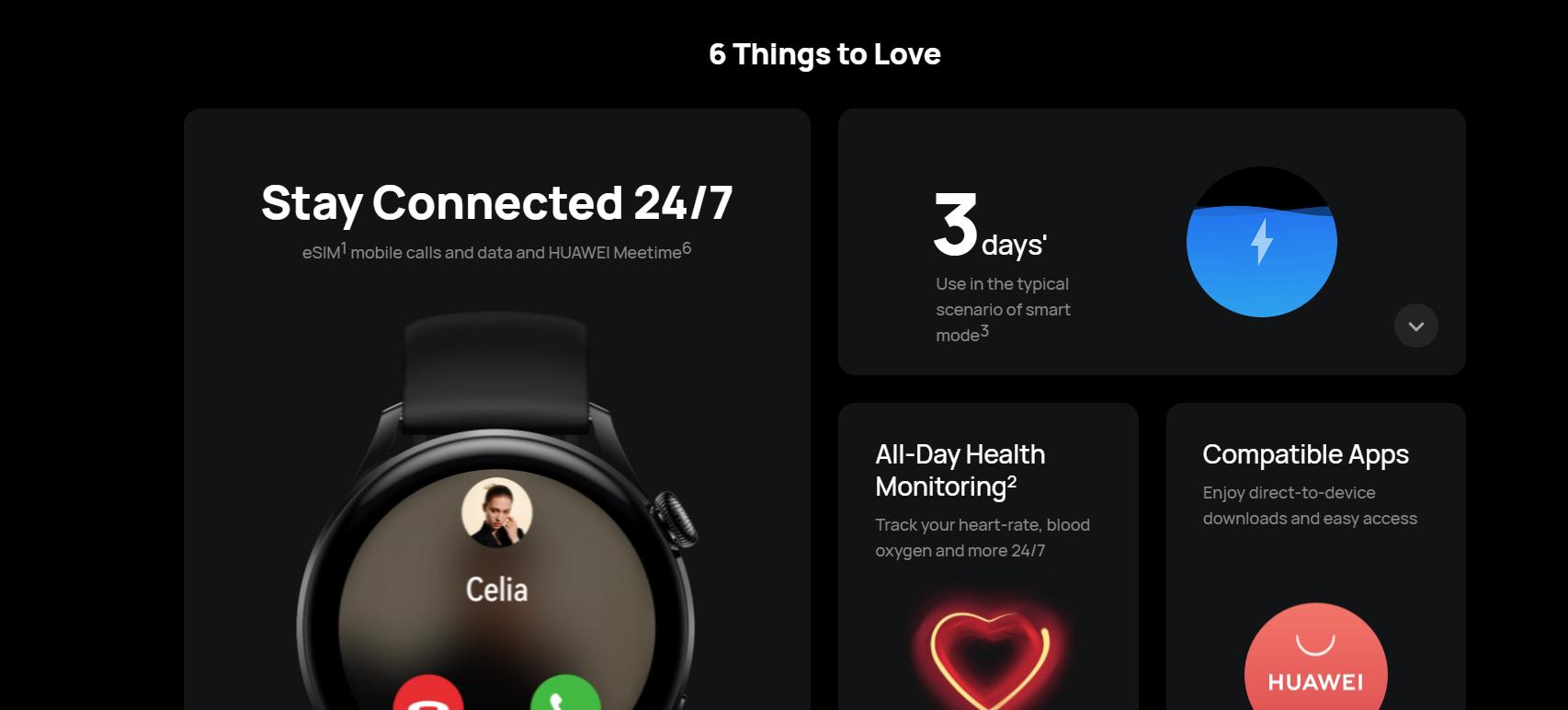 Huawei Watch 3 Series 1