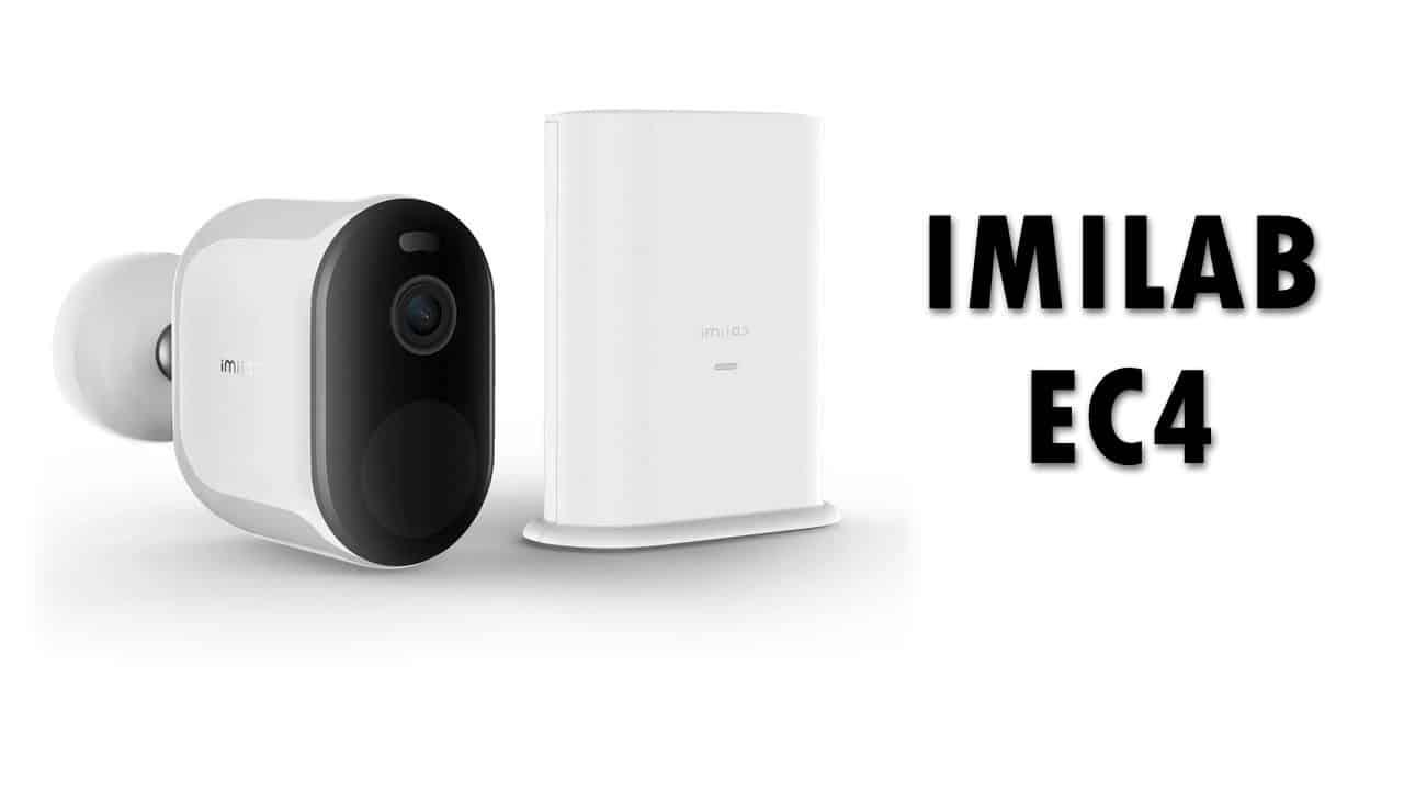 Imilab Security Camera Ec4 7