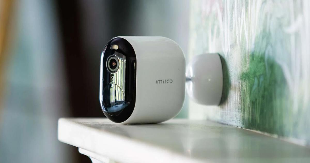 Imilab Security Camera Ec4 9